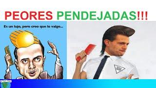 Los errores y estupideces de Peña Nieto en el 2015. // EL NOPAL TIMES #ENT 61