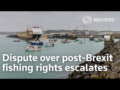 Dispute over post-Brexit fishing rights escalates