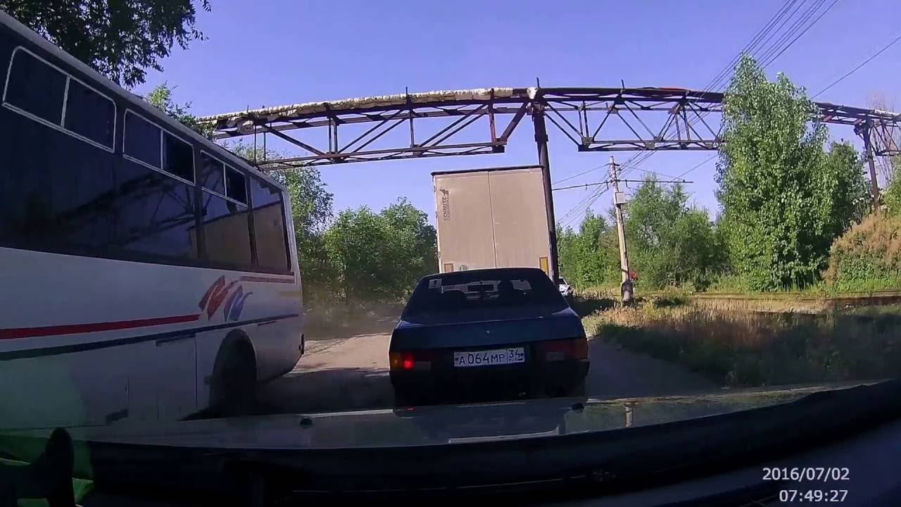 В Волжском в ДТП погибла женщина-водитель