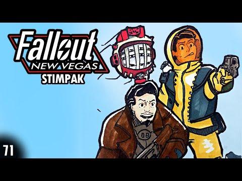 Fallout New Vegas - Hello Stimpak!