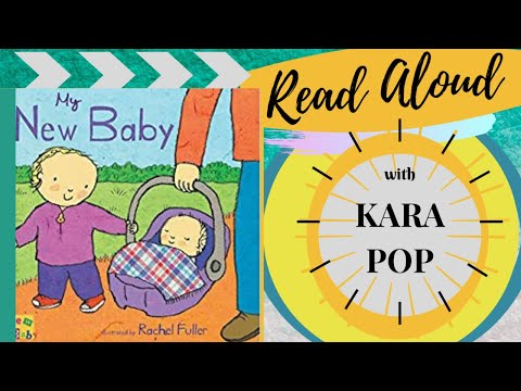 My New Baby - read aloud for children