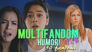 multifandom humor