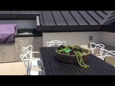 Newport Beach contemporary home