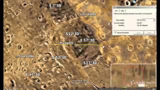 Video Mars craters 200-400 miles wide : Google Earth download MP3, 3GP, MP4, WEBM, AVI, FLV Juli 2018