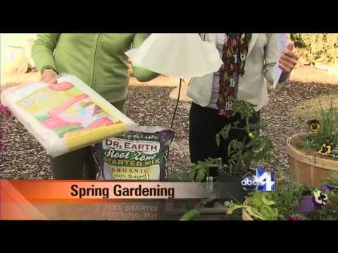Spring Gardening Salt Lake City Utah
