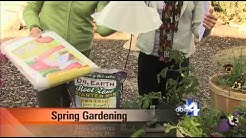 Spring Gardening Salt Lake City Utah