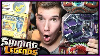Der Pack-King ist BACK 😍 POKÉMON Shining Legends Booster Opening
