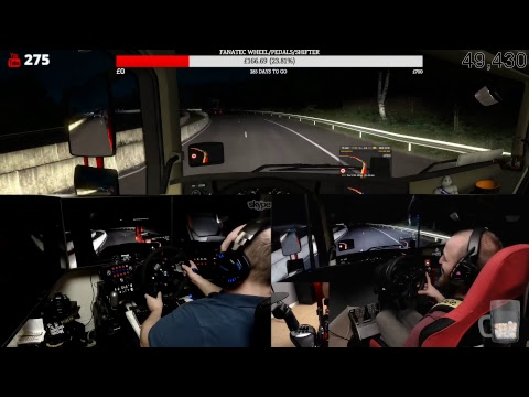 Euro Truck Simulator 2 with dad episode 17