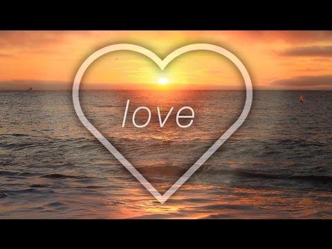 """Golden Ocean of Love"" Powerful Healing Nature Relaxation Video 1080p Brainwave Entrainment HD"
