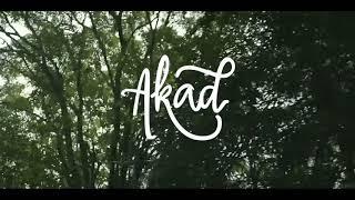 Payung Teduh-Akad(LIRIK VIDEO)