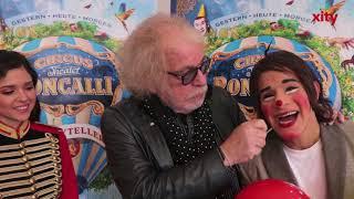 Circus Roncalli mit neuem Programm