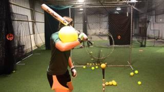 hand path to home runs hitting drills for baseball softball