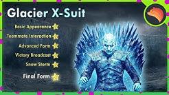 New Glacier x-Suit