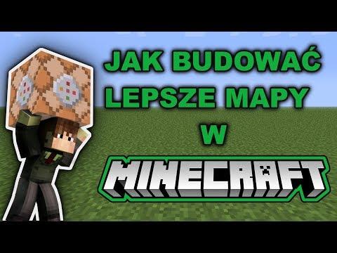 Jak Budować LEPSZE Mapy W MINECRAFT! #01 - Spawn