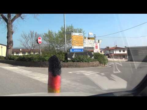 Gradisca d'Isonzo Molamatta Farra del Isonzo Italien Italy 9.4.2015