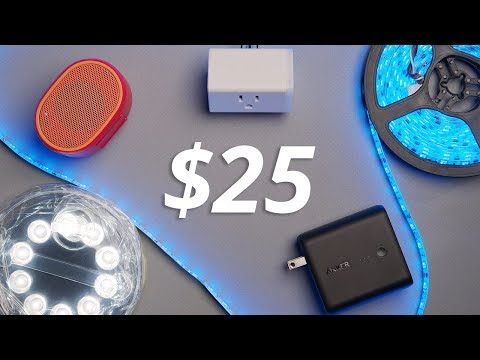 Best Tech Under $25 : Tech For Less