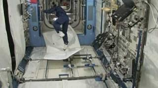 Japan astronaut tests