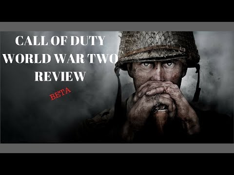 Call Of Duty: World War Two Beta Review! Should You Buy It??? COD:WWII