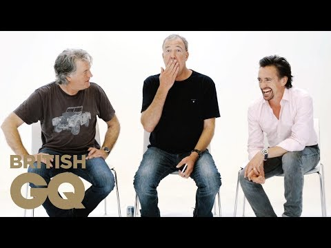 The Grand Tour Cast on Amazon vs the BBC, cars, and being recognized in Syria | British GQ