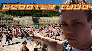 Zwemmen in een Groeve | ENCI | Sint Pietersberg | TUUB Vlog #29 |