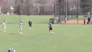 Michael Hughes Proctor Lacrosse #19