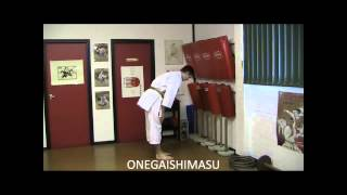 Hojo Undo - Etiquette for using training equipment