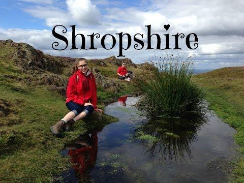 Shropshire Travel Diary | Flamant