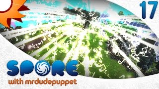 Spore - Episode 17 ...Too Many Voices...