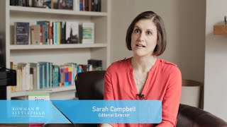 Sarah Campbell, Publisher (Philosophy)