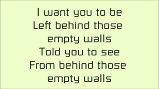 Empty Walls - Serj Tankian lyrics
