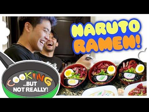Thumbnail: Cooking, But Not Really: NARUTO RAMEN!