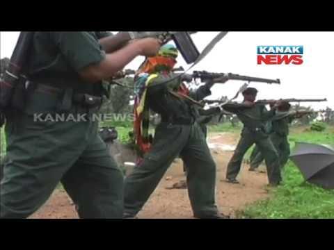 Maoist Leader Ganapathi Gets Nambala Keshav Rao As Successor