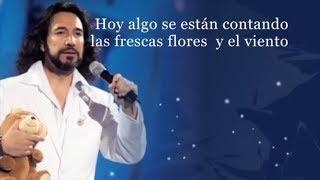 La Venia Bendita - Marco Antonio Solis (Letra)