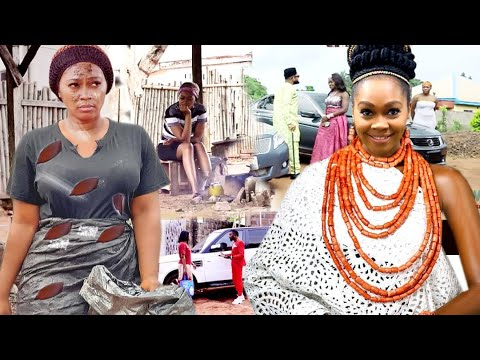 Download From A Helpless Street Beggar To A Crown Queen - Tana Adelana 2021 Latest Nigerian Movie