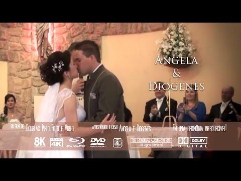 www.douglasmelo.com - Angela e Diogenes - Igreja Santa Joana D'Arc - (11) 2501-8007