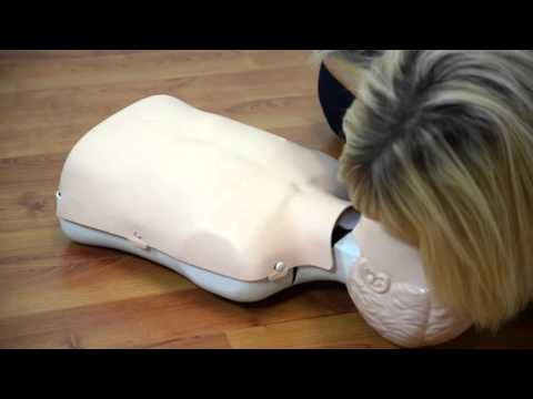 Cpr cab aed adult child and infant video