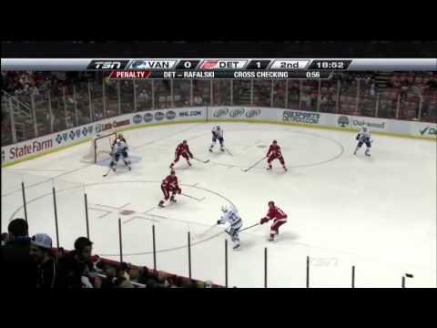 Vancouver Canucks - All Goals 2010-11 Season