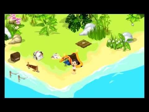 Robinson Gameplay - Android Mobile Game