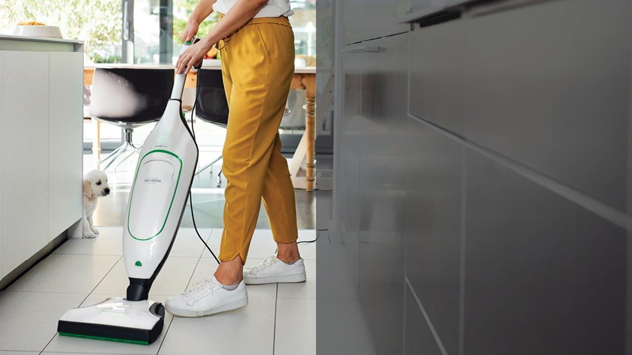 Vorwerk Kobold Vk200 Upright Vacuum Cleaner Youtube