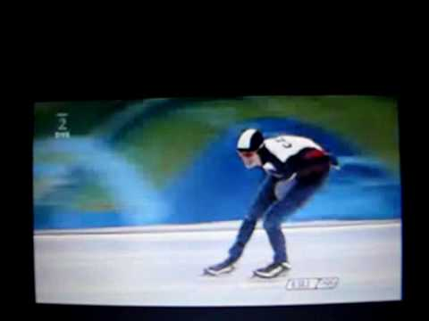 martina sablikova - Vancouver - jeji tempo je vrazedne 2010 olympiada 5000m druhé zlato skating