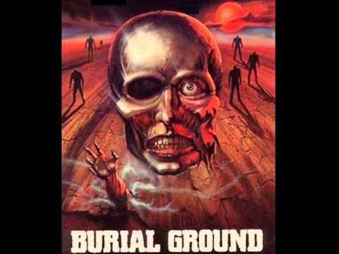 Burial Ground 1980 Berto Pisano & Elsio Mancuso