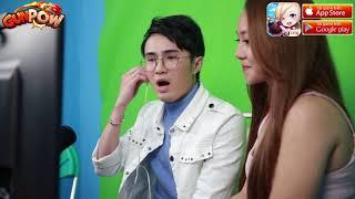 """[GunPow] Huỳnh Lập ngẫu hứng cover """"Em Gái Mưa"""" tặng Xạ Thủ"""