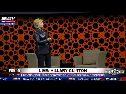 SNAP: Hillary Clinton REALLY Wanted To Be In The White House (FNN)