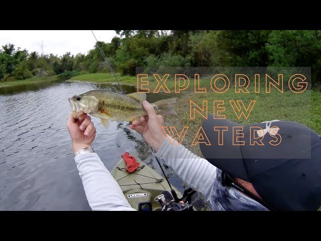 Exploring New Waters Ep. 1 |  Catching Bass And Bowfin