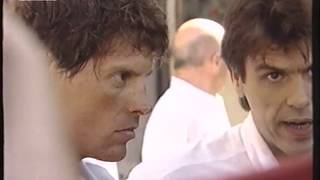 Tour de France 2006 - Ivan Basso and Jan Ulrich kicked out because of Operation Puerto