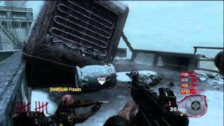 Call of Duty Black Ops: Zombies Gameplay on Call of The Dead Fail Turtle Thumbnail