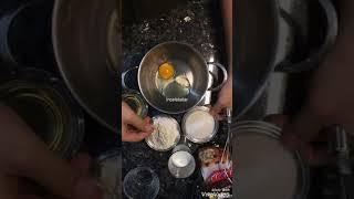 Mikrodalga da 5 dakikada kek yapımı (cake making in five minutes)