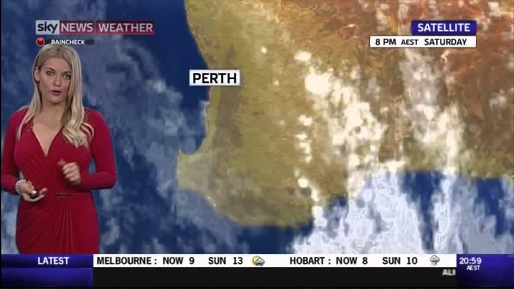 samantha chiari sky news weather