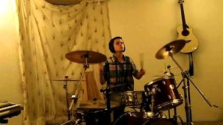 like father like son the word alive drum cover