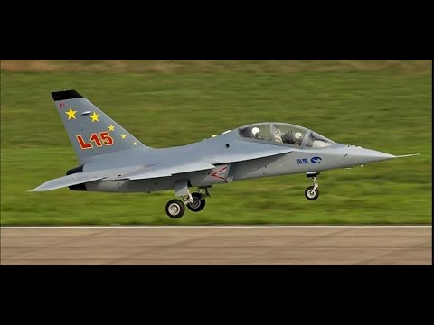 China Unveils new Attack L 15B Jet Trainer Variant